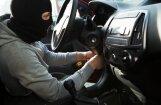 Pirmajā pusgadā Latvijā par piektdaļu palielinājies auto zādzību skaits