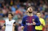 'Barcelona' ar jaunu Spānijas čempionāta bezzaudējumu sērijas rekordu tuvojas titulam