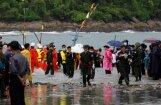No Mjanmas uz Bangladešu aizbēguši jau 270 000 rohindžu