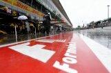 'Mercedes' nav apmierināti ar F-1 oficiālo meteoroloģisko dienestu