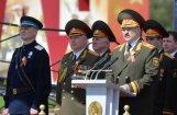 В Беларуси георгиевскую ленту заменили на красно-зеленую