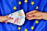 Газета: часть средств еврофондов может