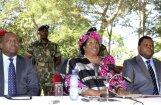 Džoisa Banda stājas Malāvi prezidenta amatā