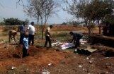 Indijā krītošs meteorīts nogalina cilvēku