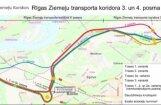 RD akceptē Ziemeļu  koridora  projektu ar tiltu pār Daugavu
