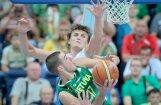 Lietuvas basketbolisti  atkārtoti piekāpjas Krievijai pārbaudes spēlē