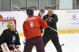 Боб Хартли увез сборную Латвии на проверочный турнир во Францию