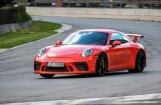 Minišosejā pirmo reizi triumfē Zuģickis ar 'Porsche 911 GT3'