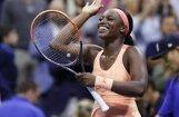 Stīvensa un Kīza pirmo reizi iekļūst 'Grand Slam' finālā