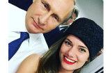 Pasauli sajūsmina seksīgas krievu modeles selfijs ar Putinu