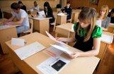 Šogad vidusskolēniem augstākie rezultāti krievu valodas eksāmenā, zemākie - matemātikā