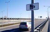 Braukšanas ātrumu Latvijā varētu uzmanīt ar vidējās kustības radariem