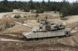Осенью в Латвии начнут размещать тяжелое вооружение из США