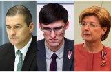 Visbiežāk Saeimas tribīnē kāpis Bondars, Viļums un Sudraba