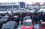 'Legālās kontrabandas' atbalstītāji no Latgales brauks protestēt pie Saeimas