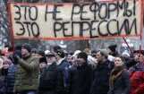 В Конституционном суде оспорили переход на обучение на латышском языке
