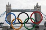 Olimpieši aicināti neaizrauties ar fotogrāfiju izplatīšanu no olimpiskā ciemata
