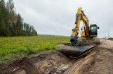 Valdība meklē risinājumus finansējuma nodrošināšanai ceļu būvei, atklāj ministre