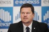 Ministra amatā Gerhards pērn nopelnījis 60 tūkstošus eiro