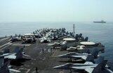Trīs ASV bāzeskuģi piedalās kopīgās mācībās ar Dienvidkorejas floti