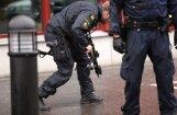 Pirms neonacistu demonstrācijas Gēteborgā aizturēti vairāki cilvēki