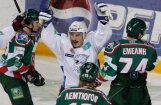 'Baris' uzbrucējs Bočenskis atkārtojis KHL rezultativitātes rekordu