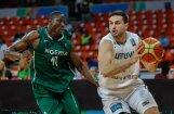 Lietuvas basketbolisti iekļūst olimpiskā kvalifikācijas turnīra ceturtdaļfinālā