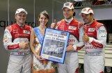 'Audi' Lemānā sāks no pole, Deividsons kritizē noteikumus