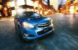 Subaru показала прототип новой