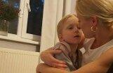 Lūdz atbalstu talantīgās vijolnieces Evas Binderes smagi slimā dēla atveseļošanai