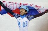 Naturalizētais šorttreka čempions Ans noslēdzis sporta karjeru un pametis Krieviju
