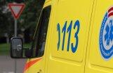 В Вецмилгрависе снова едкий запах: госпитализированы двое школьников