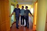 LLU studenti tiek pie jaunām un modernām koju istabiņām
