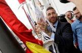 UEFA neizskatīs Ramosa sitienu ar elkoni 'Liverpool' vārtsargam