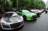 Rīgā 'Gumball 3000' rallijs startēs 1. jūlijā; piedalīsies 150 ekskluzīvi auto