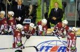 Rīgas 'Dinamo ' uzbrucējs Lundmarks: mums kaut kas ir jāmaina