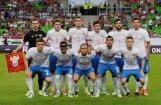ВИДЕО: Футболисты сборной России одержали первую победу в этом году