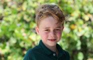 Neredzēti foto: Britu princis Džordžs svin sesto jubileju