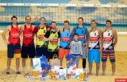 ELKOR Sport pludmales volejbola līgas ceturtā sezona rit jau pilnā sparā