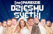 Lielizrāde '(Ne)Pareizie dziesmu svētki' – visā Latvijā