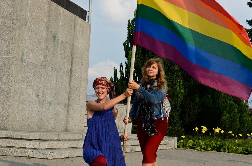 Был памятник 1905 года, станет памятник рижского гей-парада 2005 года?