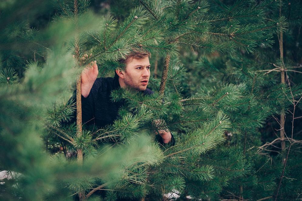 Kā Meža māte palīdzēja Kasparam Dvinskim no biezokņa izkļūt