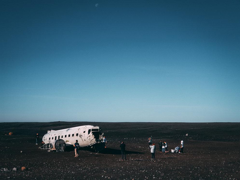 Es aizbraucu uz Islandi ar telefonu, un tu neticēsi, ko es nobildēju