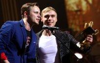Par gada labāko dziesmu atzīta Dona 'Pēdējā vēstule'