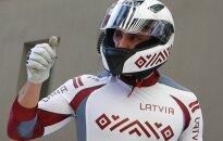 No sudraba līdz neatlaidībai - Latvija Soču olimpiskajās spēlēs