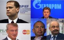 Trīs miljoni rubļu dienā – 'Forbes' publisko Krievijas uzņēmumu vadītāju algas