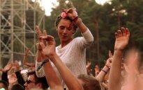 Infografika: Koncerti un festivāli Latvijā šovasar