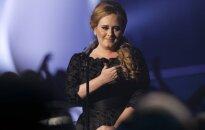 Adele pārspējusi Eimijas Vainhausas rekordu