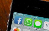 Lēciens augstāk par galvu. Kā Brazīlija aizliedza 'WhatsApp' un kas no tā sanāca