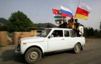 Dienvidosetijā un Abhāzijā svin neatkarības atzīšanu